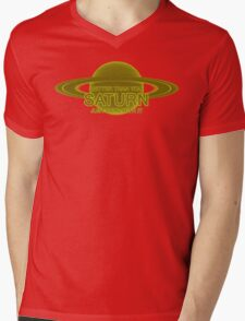 Saturn is Better Than You Mens V-Neck T-Shirt