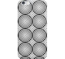 Abstract Circles iPod Case Cover iPhone Case/Skin
