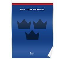 Simple. Rangers. Poster