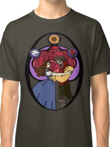 Rumbelle (Stained Glass) Classic T-Shirt