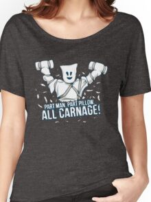 All Carnage! Women's Relaxed Fit T-Shirt