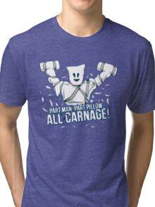 All Carnage! Tri-blend T-Shirt