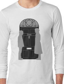 The Address is 221B Baker St Long Sleeve T-Shirt