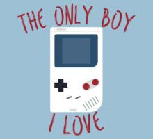 The only boy I LOVE! Kids Tee