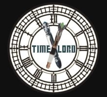 Time Lord Kids Tee