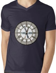 Time Lord Mens V-Neck T-Shirt