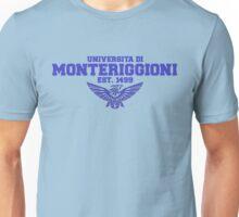 Universita di Monteriggioni (Blue) Unisex T-Shirt