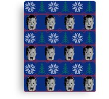 Kevin Ugly Sweater Canvas Print