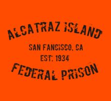 Prisoner of Alcatraz by Megan Noble
