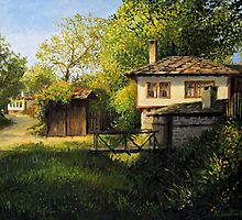 Late Afternoon in Bojenci by kirilart