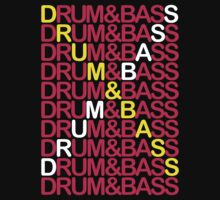 F1 DRUM & BASS by DropBass