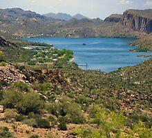 Canyon Lake  by John  Kapusta