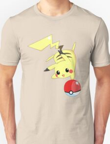 adorable balancing pikachu T-Shirt