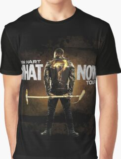 KEVIN HART REY1 WHAT NOW TOUR 2015 Graphic T-Shirt
