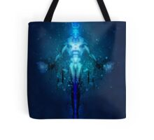 Transhuman Ascension Tote Bag