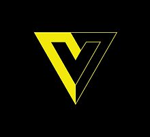 V for Voluntaryism by Aaron Carberry
