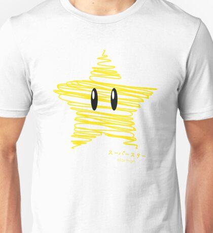 starman -scribble- Unisex T-Shirt
