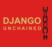 Django Unchained by DLIU36