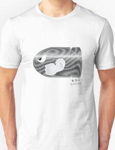 bullet bill -scribble- T-Shirt