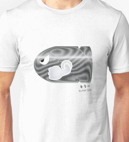 bullet bill -scribble- Unisex T-Shirt