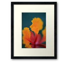 Strong Enough Framed Print