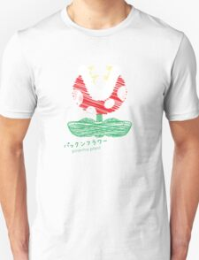 piranha plant -scribble- T-Shirt
