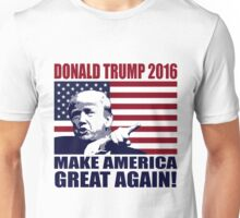 Donald Trump 2016 For President election 2016 Unisex T-Shirt