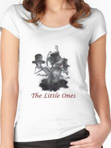 The Little Ones Women's Fitted Scoop T-Shirt