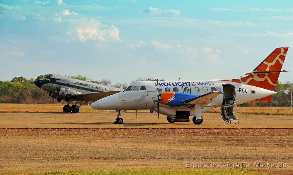 Then and now by Explorations Africa Dan MacKenzie