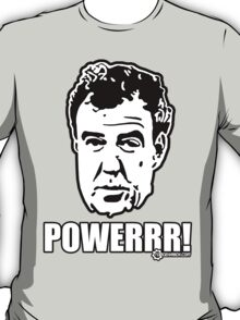 Jeremy Clarkson - POWER T-Shirt