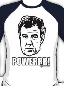 Jeremy Clarkson - POWER T-Shirt