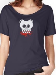 BEAR SKULL Women's Relaxed Fit T-Shirt