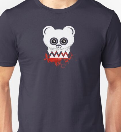 BEAR SKULL Unisex T-Shirt
