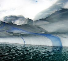 Beautiful Blue Streak by geophotographic