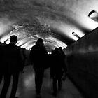 Paris Underground - Paris, France by Norman Repacholi