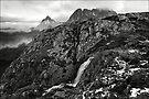 The Big Plateau Creek Drop by Robert Mullner