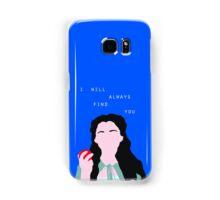 snow - ouat Samsung Galaxy Case/Skin