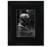 Retail Cell Framed Print