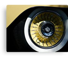 Take the Wheel Canvas Print