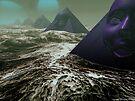Pyramids of Sirius by Karl David Hill