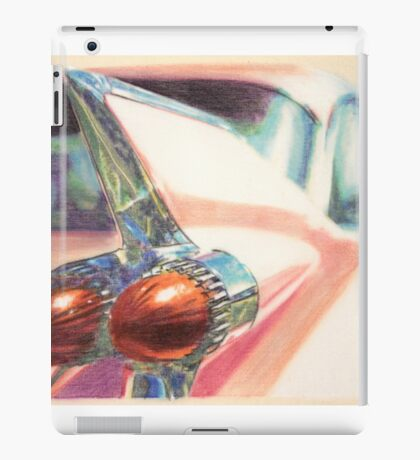 We're going riding on the freeway iPad Case/Skin