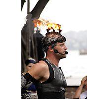 Blaze Photographic Print