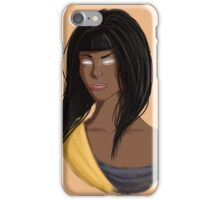 Tanya, MKX iPhone Case/Skin
