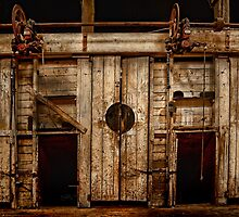 Click go the shears ~ Illabo (NSW) by Rosalie Dale