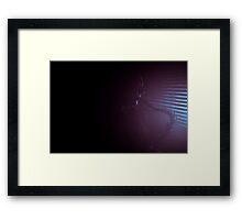 Ballad in the moonlight Framed Print