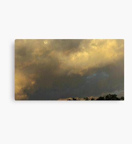 May 5 2012 Storm 79 Canvas Print