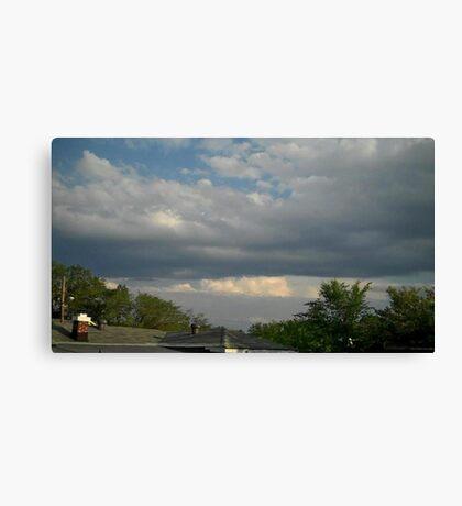 May 5 2012 Storm 82 Canvas Print