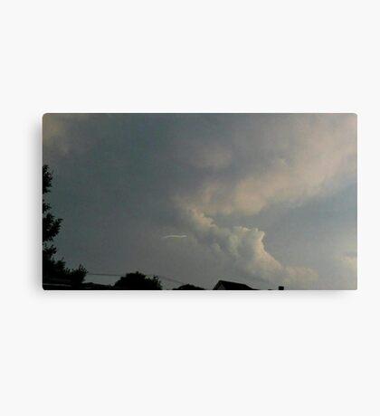 May 5 2012 Storm 85 Canvas Print