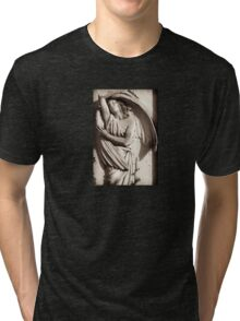 angel wings entwine Tri-blend T-Shirt