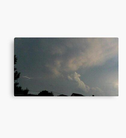 May 5 2012 Storm 102 Canvas Print